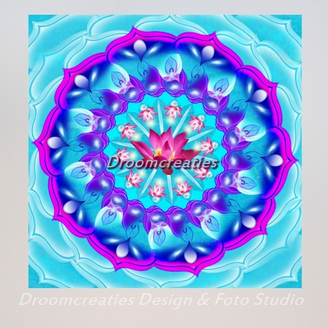 droomcreaties_mandaladesign_pinklotus