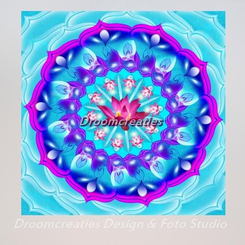 droomcreaties_mandaladesign_pinklotus