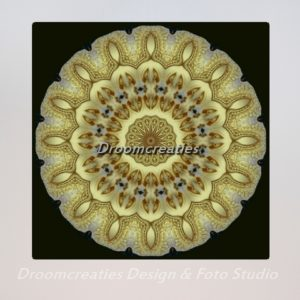 mandala_design_golden_solar_disc